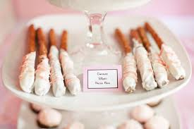 baby girl shower ideas baby shower ideas for a girl food pink baby girl shower food ideas