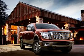 nissan cummins interior 2016 nissan titan xd makes world debut at north american