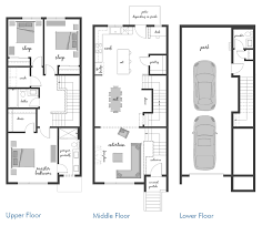 luxury townhome floor plans braemar west townhomes westcott homes