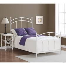 bed frames twin size twin size metal platform bed frame with 8