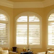 specialty shaped window shutters sunburst shutters