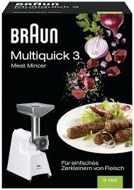 cuisine braun braun g1300 220 volt grinder