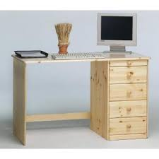 bureau en pin brut bureau en pin brut beautiful repeindre un vieux buffet en pin
