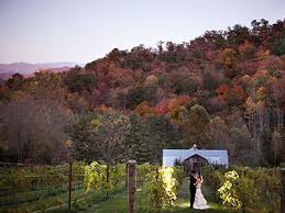 wedding venues in asheville nc the vineyards at betty s creek weddings here comes the guide