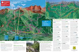 Park City Utah Trail Map by Maps U0026 Directions