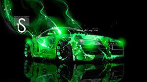 Audi R8 Green - audi r8 super abstract car 2013 el tony