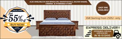 Solid Wood Furnitures Bangalore Buy Online Solid Wood Decor Furniture Items With Free Shipping
