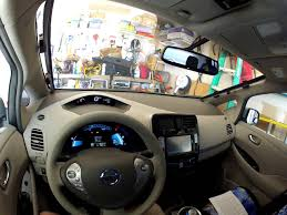 nissan leaf driving range how many miles can i go in my nissan leaf on one charge youtube