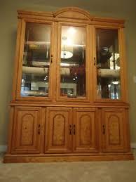 solid oak china cabinet china cabinet kitchen pinterest china cabinets and china