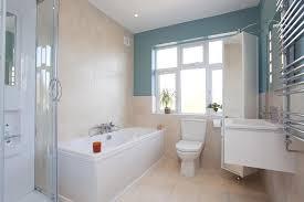 Blue And Beige Bathroom Ideas   2015 white blue beige bathroom family bathroom wallpaper hd 3 on