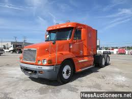 used 2006 freightliner century tandem axle sleeper for sale in pa
