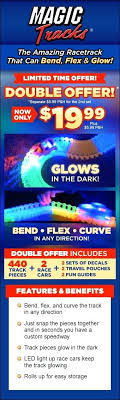 as seen on tv light up track as seen on tv magic tracks magic tracks as seen on glow in the dark
