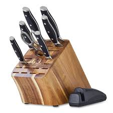 kitchen knives block knife set shop pered chef us site