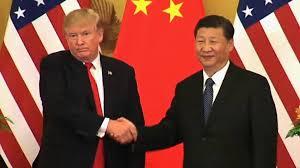 in china trump talks trade north korea ignoring climate change