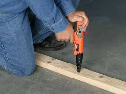 how to fasten anything to concrete