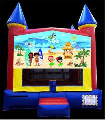 luau moonwalk inflatable rentals in the atlanta ga area