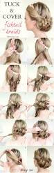 trubridal wedding blog 20 easy hairstyle tutorials for your