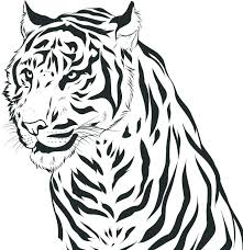 snow tiger coloring page coloring pages of tigers tiger colouring page daniel tiger coloring