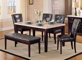 Dining Tables  Marble Dining Room Table Sets Granite Round - Granite top dining room tables