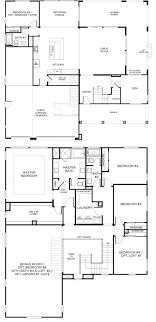 5 bedroom house plans with bonus room awesome 4 bedroom floor plans with bonus room and house