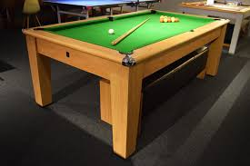 Signature Imperial Pool Dining Table Ft Ft Free Delivery - Pool dining room table