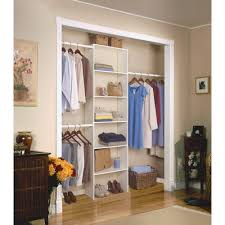 Built In Closet Drawers by Closetmaid Vertical Closet Organizer 24