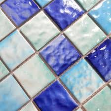 aliexpress com buy wave pattern ceramic mosaic tile kitchen