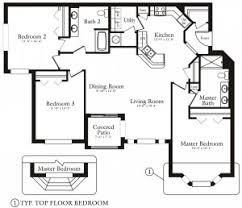 3 bedroom 2 bath floor plans floor plan for 3 bedroom 2 bathroom luxury apartment in river