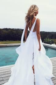 robe de mari e trap ze de mariage pour la plage