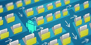 android file system root explorer lets you reach into android s file system