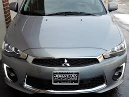 mitsubishi lancer 2017 black 2017 mitsubishi lancer se stock 003925 for sale near edgewater