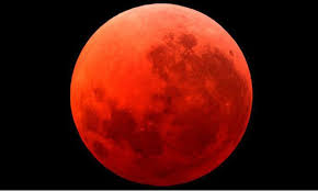 trending the moon is going to turn red next month and it could