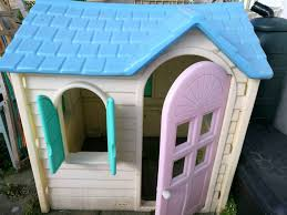 little tikes country cottage playhouse in seaford east sussex