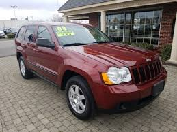 green jeep grand cherokee used 2008 jeep grand cherokee for sale bowling green oh