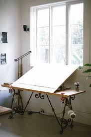Glass Drafting Table With Light Best 25 Antique Drafting Table Ideas On Pinterest Drafting Desk