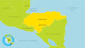 Map Of Spain And Surrounding Countries by Honduras Country Profile National Geographic Kids