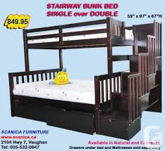 Single Beds For Adults The Best Bunk Beds For Adults U0026 Kids Single Over Double Stairway