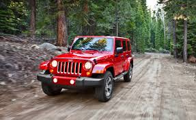 jeep wrangler maroon interior 2017 jeep wrangler u2013 review u2013 car and driver