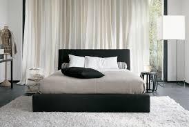 All White Bedroom Inspiration The White Cube B U0026b Italia