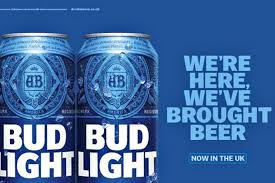 bud light in the can light announces we re here uk tour