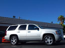 2010 used chevrolet tahoe california one owner and carfax