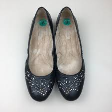 Comfortable Black Ballet Flats 76 Off Naturalizer Shoes Naturalizer Colby N5 Comfort Black