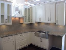 Shaker Style Kitchen Cabinets White Kitchen Cabinets Shaker Style Home Design Ideas