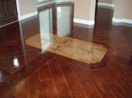 Laminate On Concrete Floor Decorative Concrete In Texas