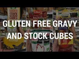 gluten free cubes gluten free gravy stock cubes