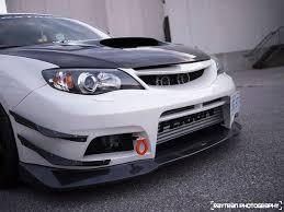 Visualize Subaru Impreza Chargespeed Peanut Eye Latter Bottom Line
