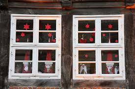 christmas window decorations christmas window decorations domain free photos for