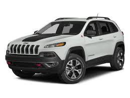 jeep cherokee black 2015 2015 jeep cherokee trailhawk tucson az marana oro valley sierra