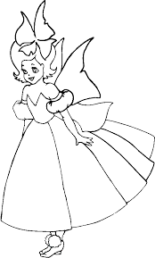 free coloring pages fairies coloring pages kids