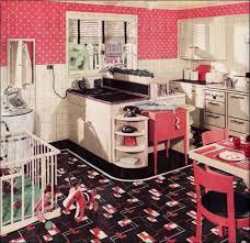 set de cuisine retro cuisine retro vintage images about deco cuisine on